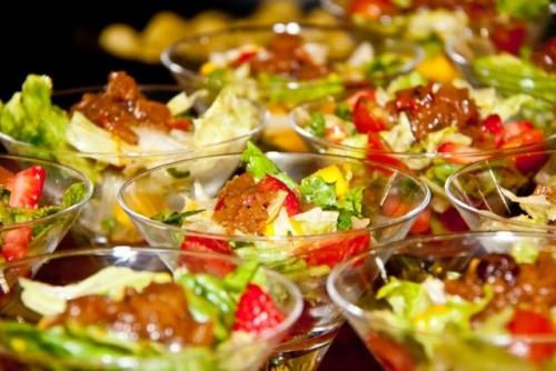 Buffet Mascarenhas Salada Frefrescante