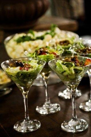Buffet Mascarenhas Salada refrescante